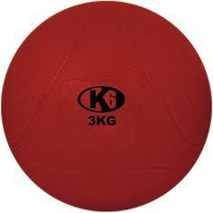Compra Balon Pelota Medicinal 3kg-6.6lb Gymball Ejercicio Gimnasio online c5ef98f5c63d