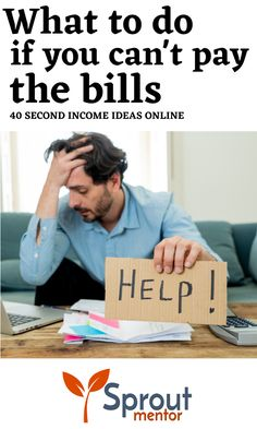 Are you unable to pay your bills? Check out these second income ideas and side hustle ideas which will help you to create an extra source of income. You get this from legit online jobs from home for everyone even people without a college degree. Number one helps me make more than $2000 per month without a day job