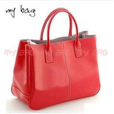 elegant fashion lades handbag pu leather popular women bags free shipping factory sale HA54 $13.97