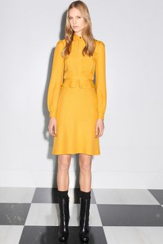 Gucci Pre-Fall 2014 Collection Slideshow on Style.com