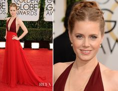 Amy Adams In Valentino – 2014 Golden Globe Awards