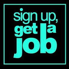 www.signupgetajob.com APPLY FOR A JOB NOW! #Honduras