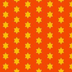 I love my yellow Star of David fabric by winterblossom on Spoonflower - custom fabric http://www.spoonflower.com/fabric/1846317