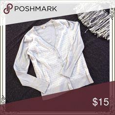 Merona Brand Cardigan Merona Brand Cardigan. Size Medium. 100% Cotton. Very soft material Merona Sweaters Cardigans
