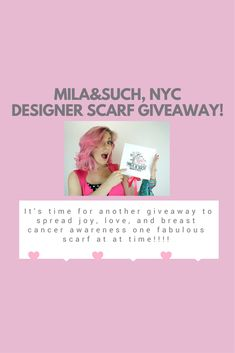 Win A FREE $189 Silk Designer Scarf HOTTEST SPRING 2018 COLOR Palette!