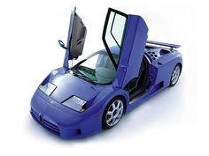 1992 bugatti eb110 ss.