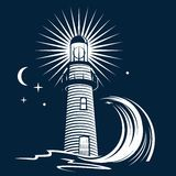 Leuchtturm Stock Illustrationen, Vektors, & Klipart – (8,194 Stock Illustrations)