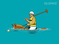 Glennz Tees Designs by Glenn Jones, via Behance Auckland, Glenn Jones, Tee Design, Graphic Design, This Is Water, Water Aerobics, All Nature, Polo T Shirts, Tshirts Online