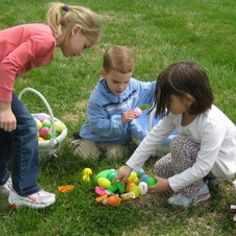 VARIOUS EASTER PARTY GAMES FOR YOU