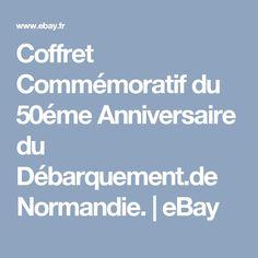 Coffret Commémoratif du 50éme Anniversaire du Débarquement.de Normandie.   eBay