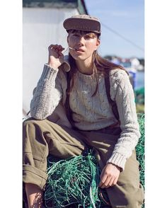 WEBSTA @ ponytailjournal - 💦💦💦💦💦 saltiness fresh from Montauk, where we shot the @wmenswear Fall 16 catalogue with our buddy @eric_kvatek. These salty Fisherlady pants and leather braces are in stores now 🙃