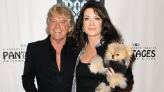 Lisa Vanderpump Renews Marriage Vows. The final scenes for Season 3 of The Real Housewives of Beverly Hills were filmed.