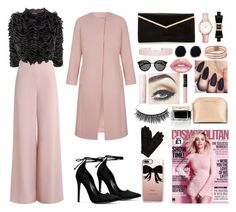 """""""The walk is elegant"""" by jusramurtezani23 ❤ liked on Polyvore featuring beauty, Zimmermann, Alexander McQueen, John Lewis, Yves Saint Laurent, Casetify, Humble Chic, Topshop, Kate Spade and Betsey Johnson"""