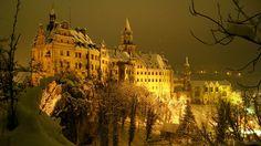 Schloss Sigmaringen in Southern Germany