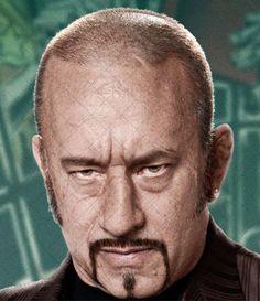 Tom Hanks like you've never seen him before...