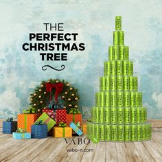 Inspiration für deinen ganz individuellen Weihnachtsbaum gefällig? 😏 Wie wär's mit einem VABO-N FIERCE Baum? 🎄💚 Er leert sich ziemlich schnell mit deiner Hilfe und ist super easy zum entsorgen. ♻️ Damit sind Energie und #fiercemoments unterm Weihnachtsbaum vorprogrammiert! 🥰🎁 Vitamin B12, Biotin, Fierce, Super, Christmas Tree, Holidays, Easy, Painting, Inspiration