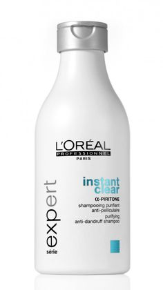 hairbodyproducts.com FREE DELIVERY BEST PRICES ONLINE L'OREAL SÉRIE EXPERT CLEANSE CONTROL INSTANT CLEAR SHAMPOO NORMAL HAIR