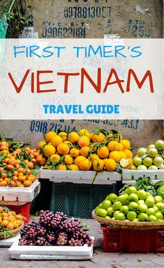 Want to know where to go and how long to travel for in Vietnam, as well as helpful information such as visa requirements and how to get around? Then read this beginner's guide to travelling in Vietnam.