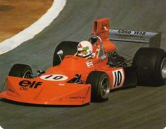 1975 Lella Lombardi, March 751 Ford