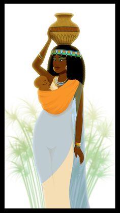 Mother by Sanio.deviantart.com on @DeviantArt
