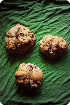 Irish soda bread buns (GF)