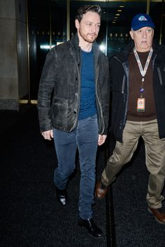 James McAvoy Proves You Can Make a Style Statement Without Shouting