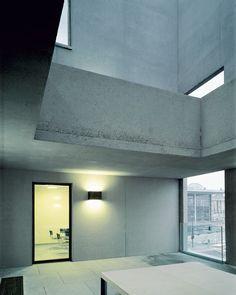 Swiss Embassy in Berlin, Diener & Diener Architects