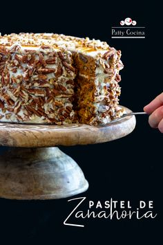 Delicious Deserts, Yummy Food, Good Foods For Diabetics, Balsamic Beef, Carrot Cake, Cakes And More, Food Items, Diabetic Recipes, Crockpot Recipes