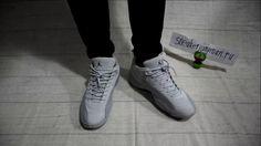 new style a3ae6 b485d Authentic Jordan 12 Grey on Foot sneakerjumpman.ru   sneakerjumpman