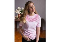Ruffled Pink Shirt D