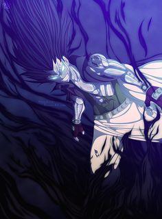 Fairy Tail - Iron Shadow Dragon by hyugasosby on deviantART Gajeel