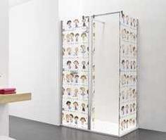 Impressão digital Italbox. Casa de banho para crianas e jovens. #italbox #waterprotect #duche #basesduche