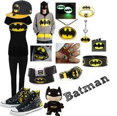 I am batman Batman Outfits, Emo Outfits, Cute Outfits, Fandom Outfits, Teenager Outfits, Batman Love, Batman And Superman, Batman Stuff, Nananana Batman