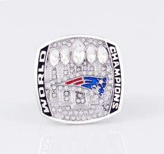 2017 New England Patriots Super Bowl Champion Ring