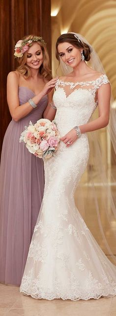 Stella York Spring 2016 Wedding Dress _11