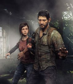 Just a Fan art of The last of Us. XPS model + + photoshop all rights belong to naughty dog The Last of Us Last Of Us, Playstation, The Lest Of Us, Joel And Ellie, Edge Of The Universe, Apocalypse Art, Scary Games, Survival, The Evil Within