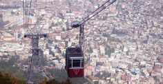 4 Days Istanbul to Bursa Package Tour covers to pick you up from your hotel in Istanbul and Bursa & Uludag day tour then stay in Bursa at a hotel in Turkey.
