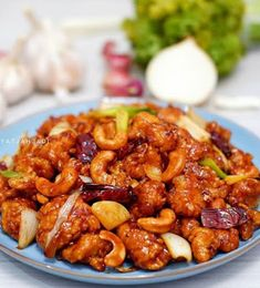 Easy Chinese Recipes, Asian Recipes, Ethnic Recipes, Recipe Details, Indonesian Food, Yams, Great Recipes, Easy Recipes, Kung Pao Chicken