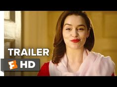 Me Before You Official Trailer #2 (2016) - Emilia Clarke, Sam Claflin Movie HD - YouTube