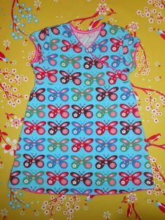 Mamadammeke: Vlinderkleedje (4/2013)