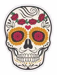Resultado de imagen para calavera mexicana