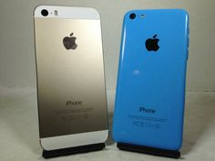Apple iPhone 5S vs iPhone 5C Benchmarks Only Comparison Review AT&T #attmobilereview