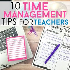 Time management can be tough for teachers, and getting everything done can seem impossible. Here are my top 10 tips for saving time in the classroom. Teacher Boards, Teacher Blogs, Teacher Resources, Teacher Hacks, Human Resources, Teacher Stuff, Future Classroom, Classroom Ideas, Spanish Classroom