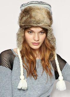 Как подобрать шапку по типу лица?