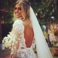 Oie meninas,   Quem me acompanha no instagram -@lebronstein, viu que neste último fim de semana tive um casamento em Trancoso - amo! De uma...