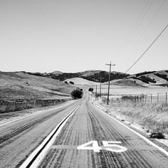 The Ghost Has Got Me Running by Thomas Hawk, via Flickr