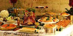 Saiba como fazer uma ceia de Natal completa com cálculo de todas as comidas, bebidas para uma ceia perfeita!