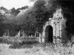Abbey Ruins, Elstow