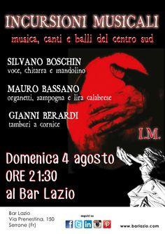 Incursioni Musicali - musica, canti e balli del centro sud Italia