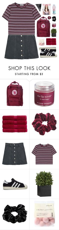 """""""dedicated to cindy <3"""" by via-m ❤ liked on Polyvore featuring Fjällräven, Sara Happ, Christy, Wild Pair, MANGO, adidas, Crate and Barrel, River Island, Loewe and vias75kchallenge"""